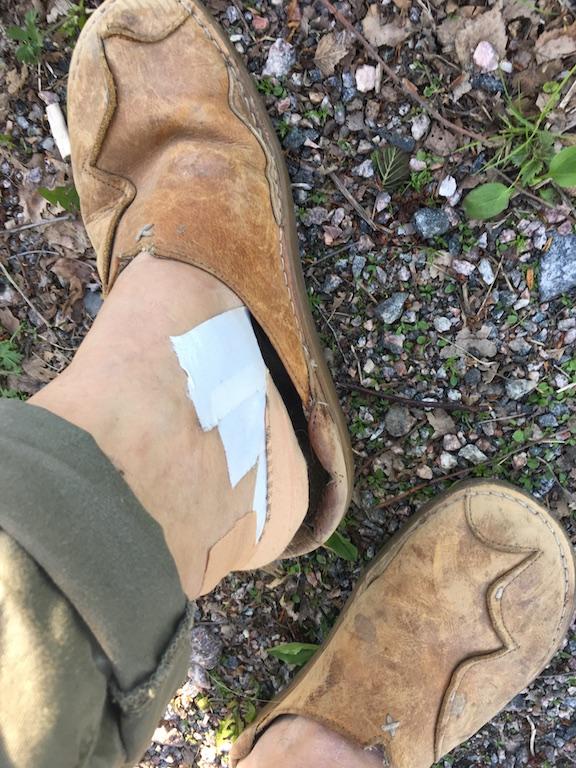 Jalkapohjat Kipeät
