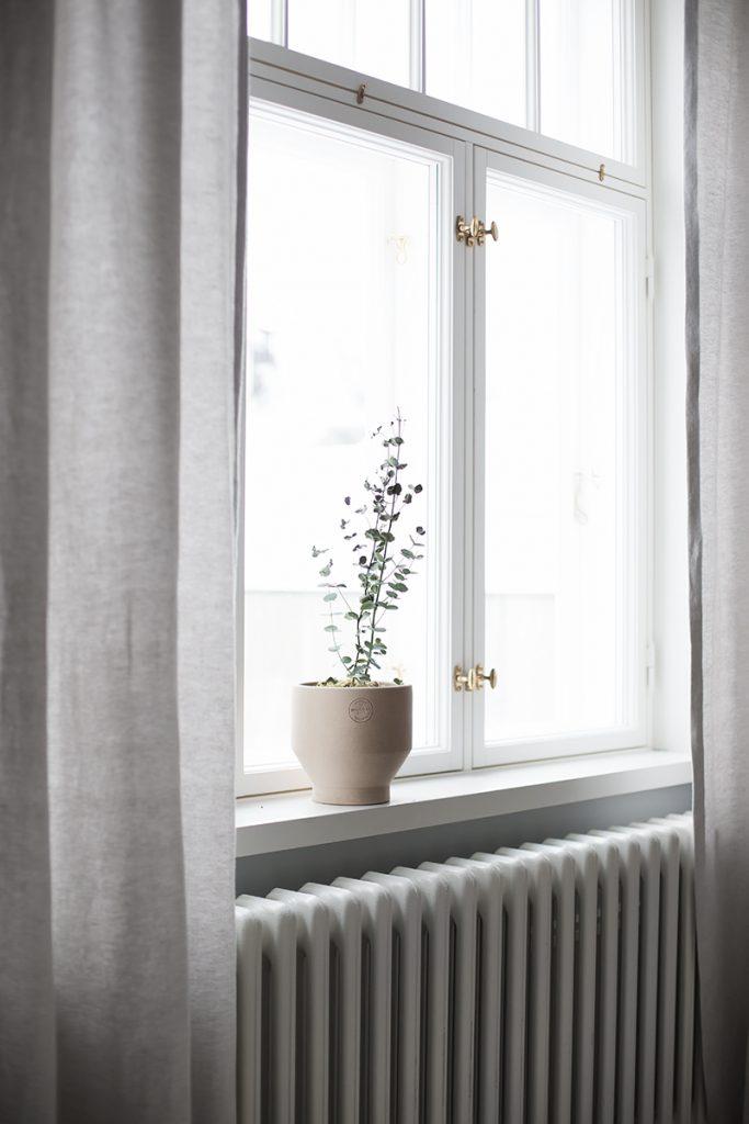 pellavaverhot, linen curtains
