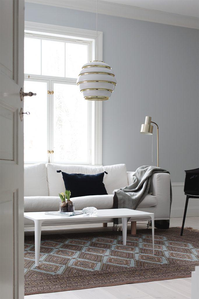 Artek Mehiläispesä, Sören Lund sohva, Linum, vanha talo