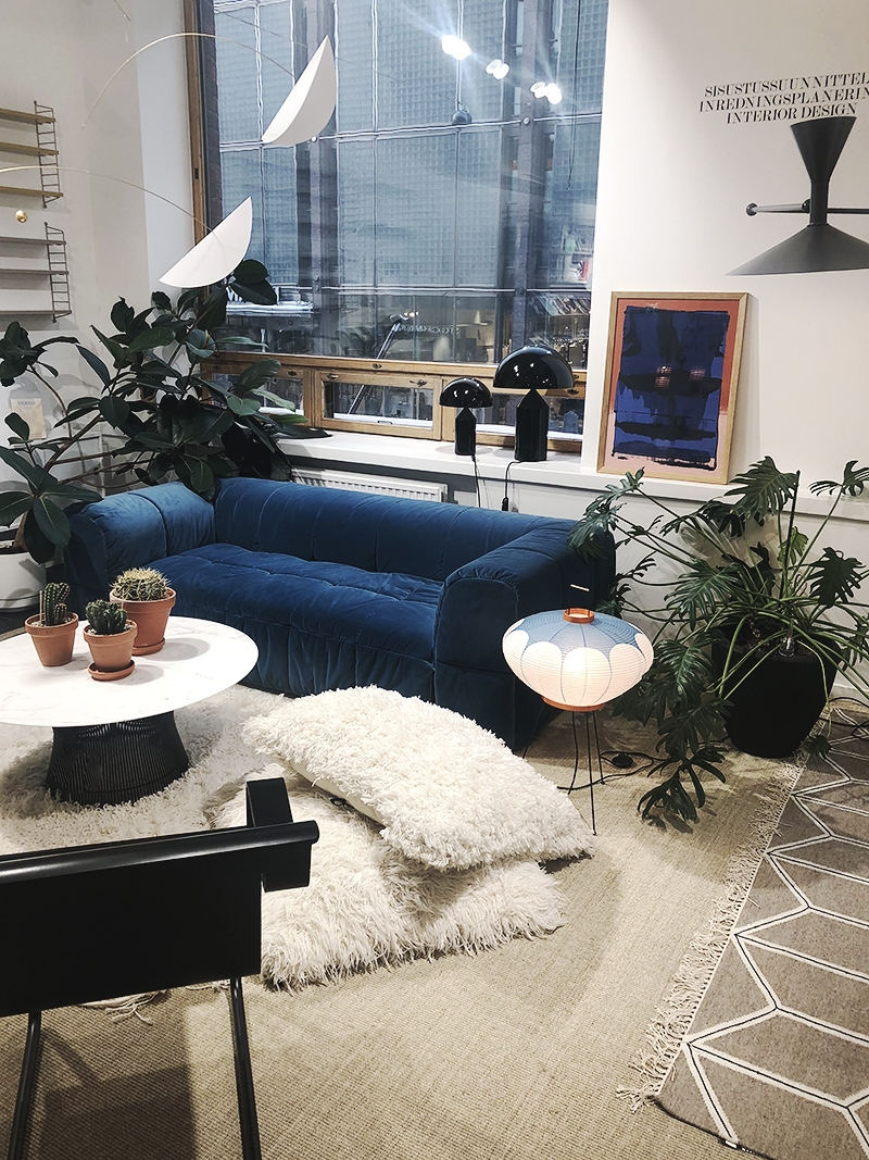 Täydellinen olohuone
