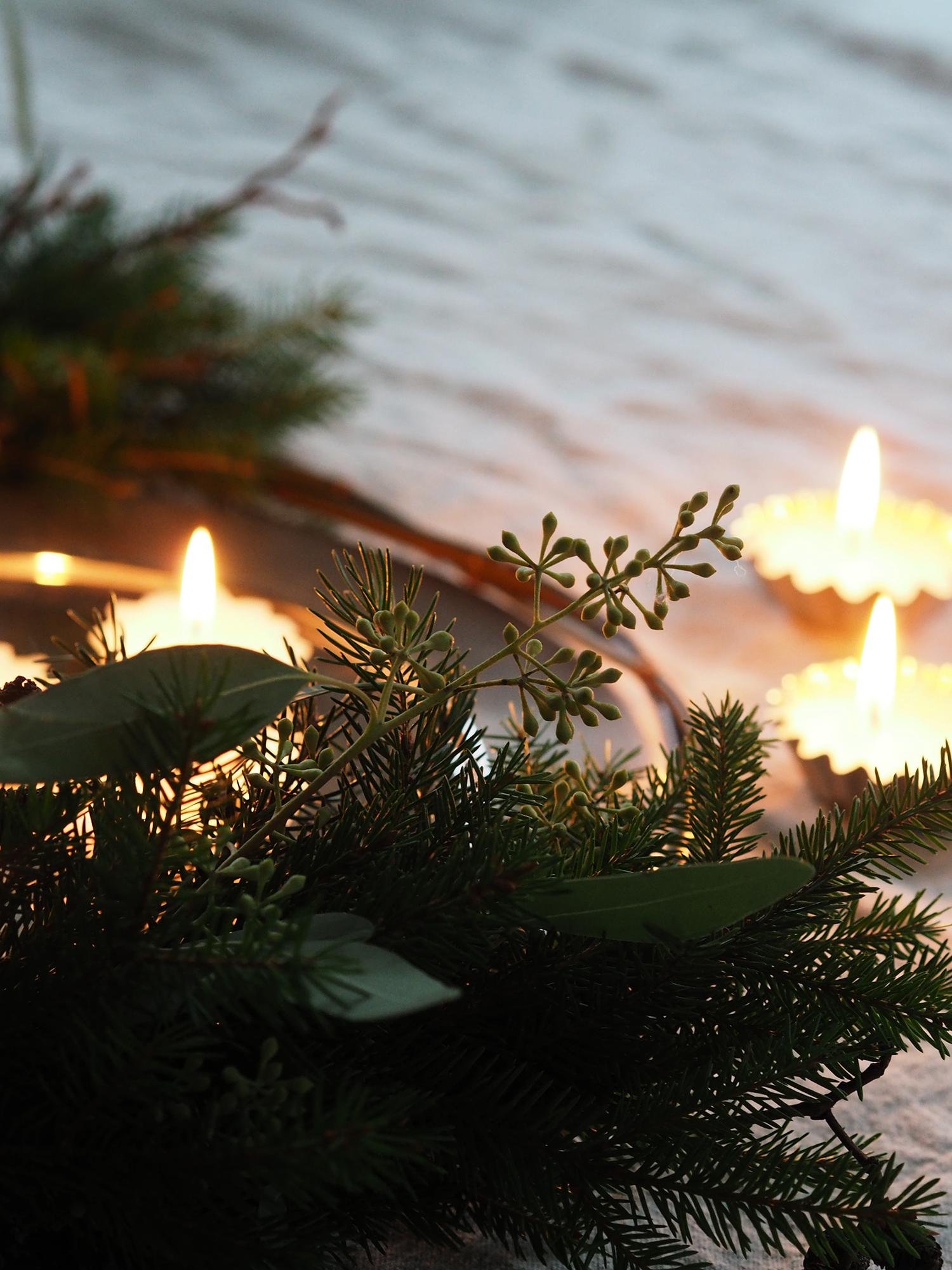 Luukku 3. / DIY kynttilät