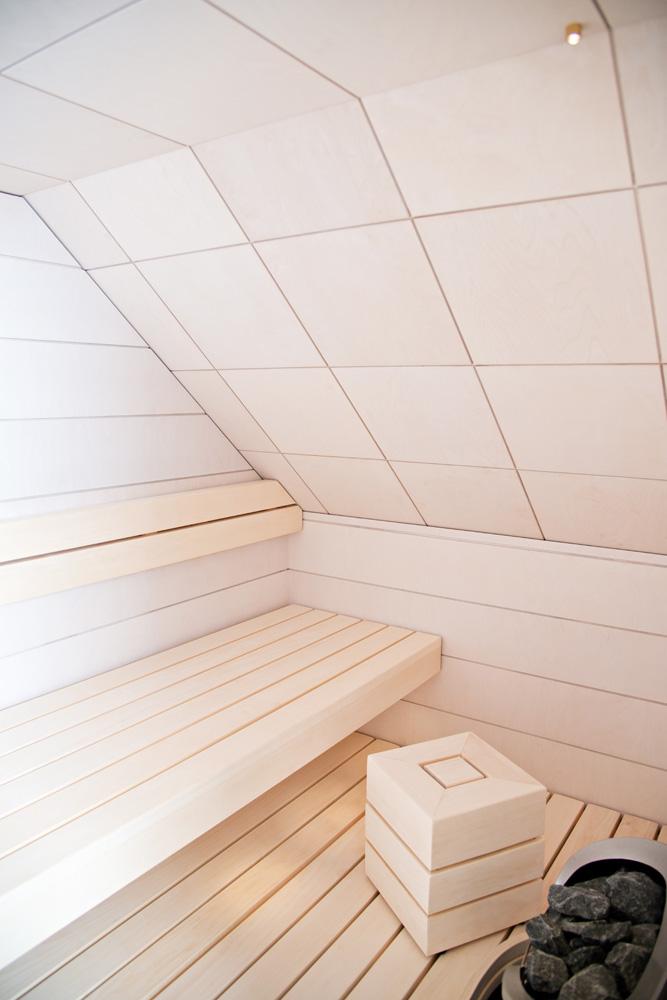 Neljä vinkkiä saunan materiaalivalintoihin