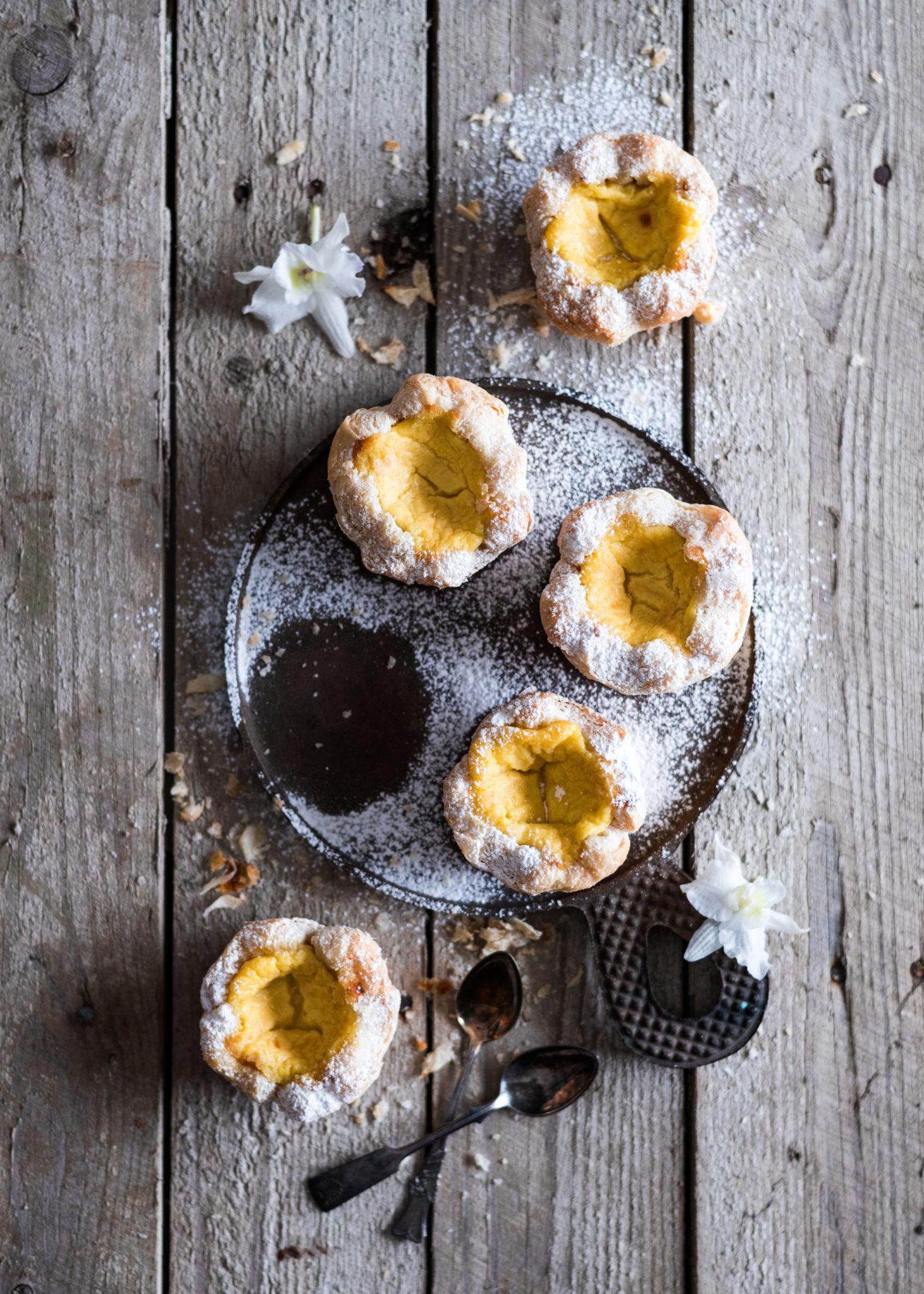 Kermaleivokset – Pastéis de nata