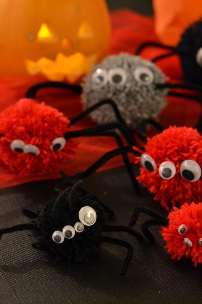 Hurjan Hauskaa Halloweenia!