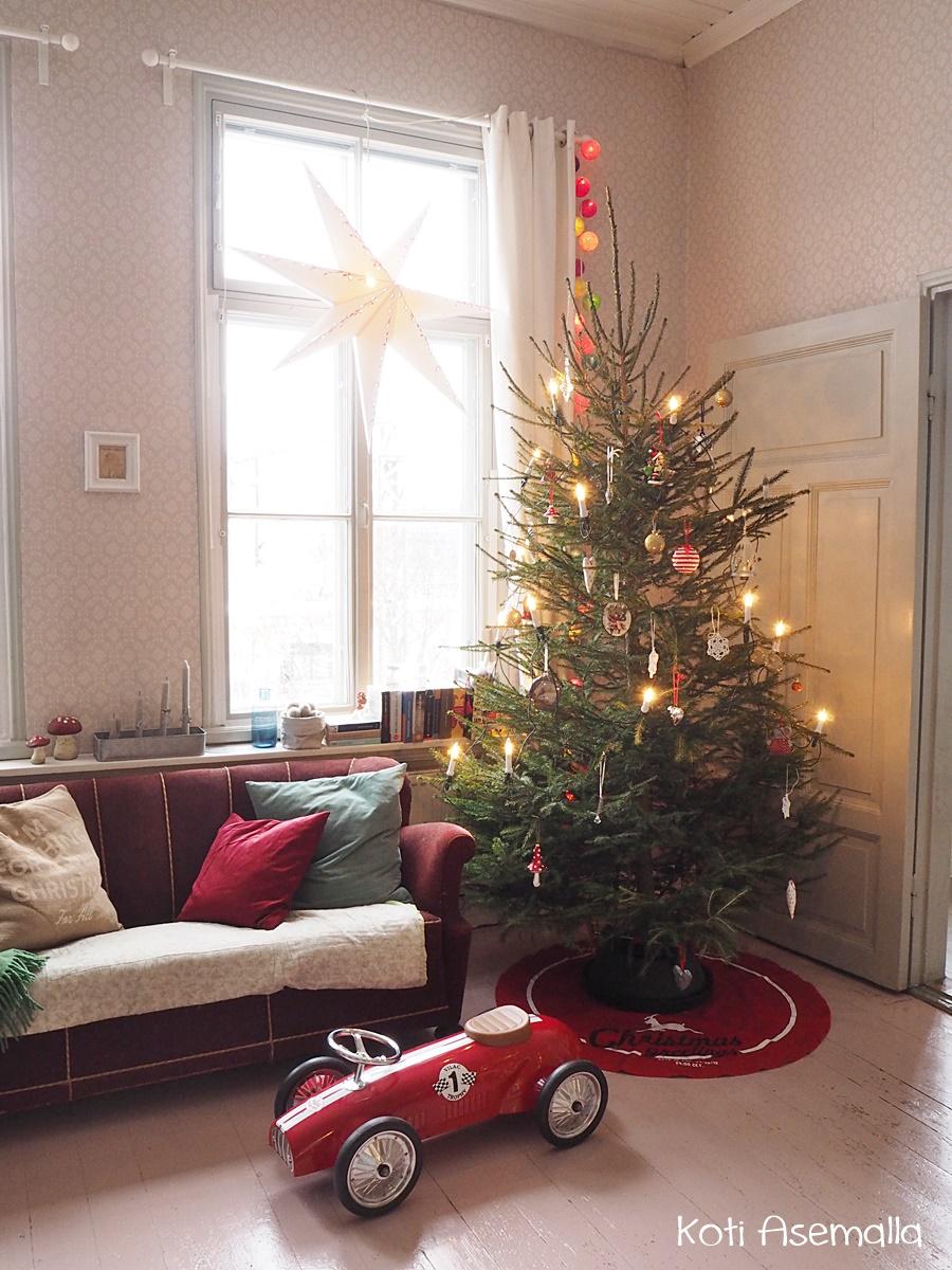 Mietteitä joulun lähestymisestä