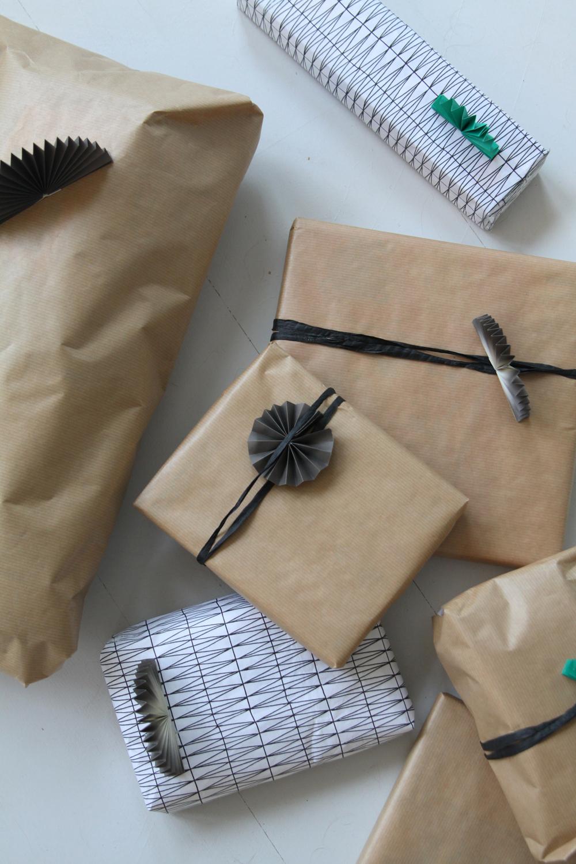 joululahjat paketointi