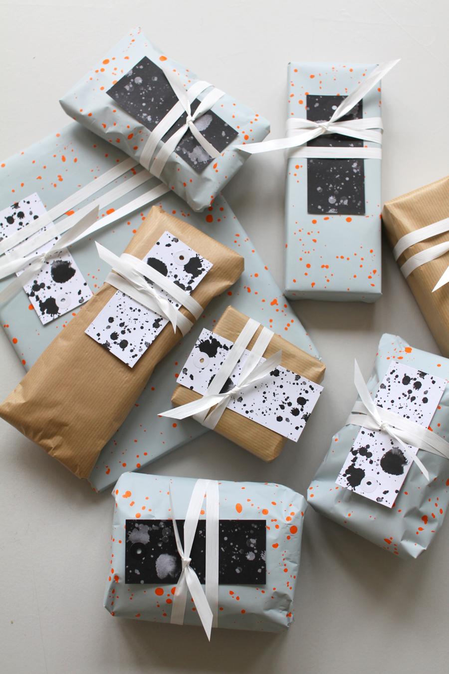 lahjat paketointi