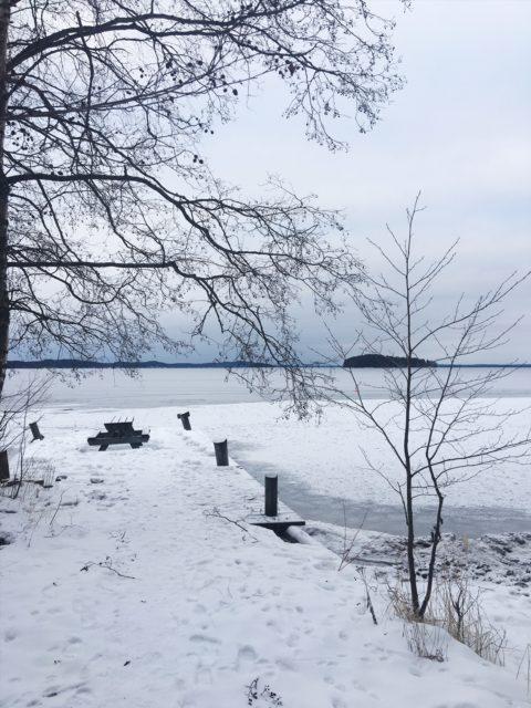 Lumi – mikä ihana syy muuttaa maalle